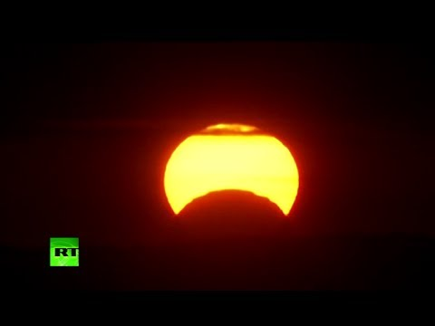 A must-see: Rare hybrid solar eclipse sweeps across Africa, US, Europe