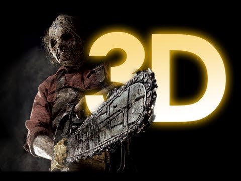 Texas Chainsaw 3D / Masacre en Texas Herencia Maldita - Trailer Oficial Subtitualdo - FULL HD 3D