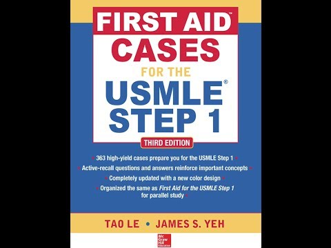 First Aid Cases for USMLE Step 1 - iPhone/iPad Medical School App