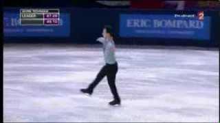 Patrick Chan (CAN) - TEB 2013 FS