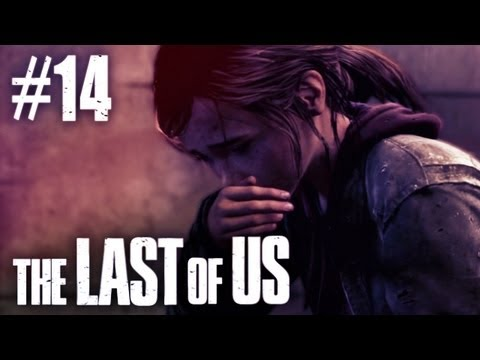 The Last Of Us Gameplay - Part 14 - Poor Ellie! - Smashpipe Games