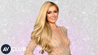 Paris Hilton says making the This Is Paris documentary was like therapy
