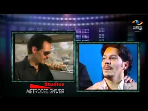 Marc Antony Conoce al Colombiano Marc antony yo me llamo ORIGINAL