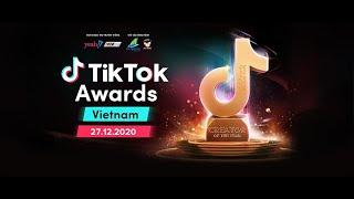 [FullShow] Đêm vinh danh TikTok Awards Việt Nam 2020