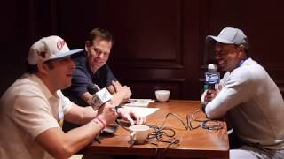 Tiger Woods joins Petros and Money: Full Interview