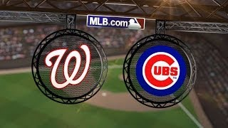 6/27/14: Cubs score plenty in win over the Nationals