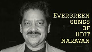 Relive 90's | Evergreen songs of Udit narayan | 90s Jukebox