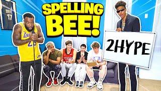 2HYPE Spelling Bee
