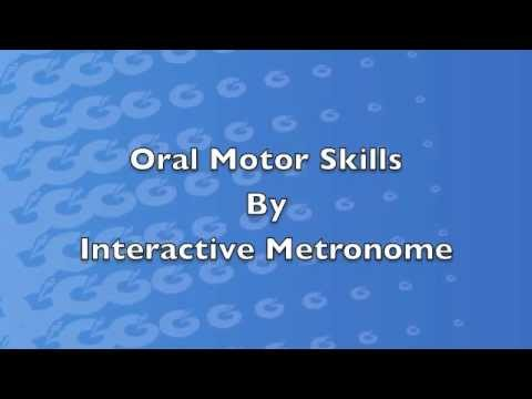 Oral Motor Difficulties 26