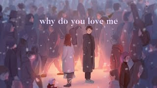 Charlotte Lawrence - Why Do You Love Me (Acoustic) Lyrics