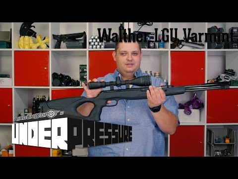 Walther LGU Varmint Review