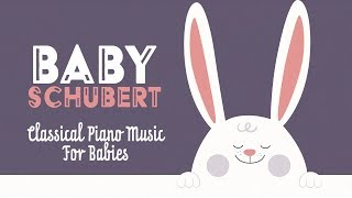 Classical Music for sleeping 💤Baby Schubert 💤Piano Songs