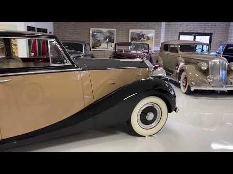 video 1952 Rolls-Royce Silver Wraith