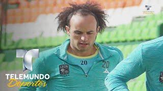 ¡Qué fiera! El extravagante nuevo look de Landon Donovan | Liga MX | Telemundo Deportes
