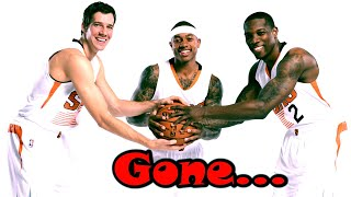How The Phoenix Suns Lost...Everything