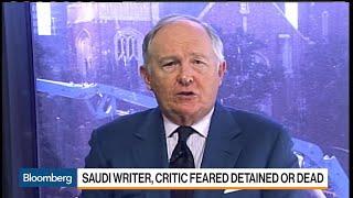 Ex-Amb. Jordan on Disappearance of Journalist Jamal Khashoggi