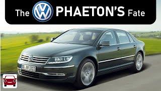 The Volkswagen Phaeton Story
