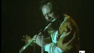 Jethro Tull - Minstrel In The Gallery (live In Italy 1982)