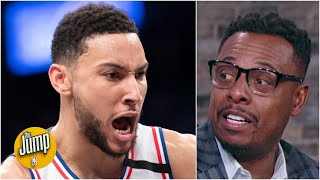 I don't feel like Ben Simmons has gotten any better - Paul Pierce | The Jump