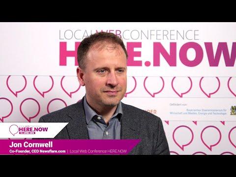 Interview: Jon Cornwell about the Local Video Platform Newsflare.com