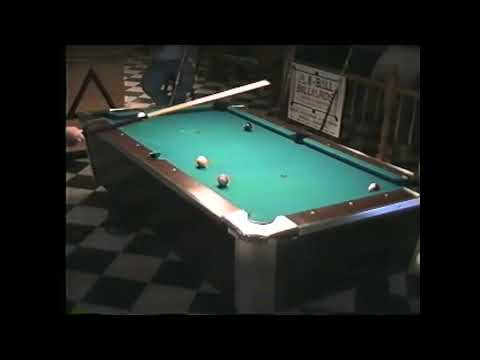 8-Ball Billiards Pool Tournament part two  3-27-04