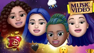 Night Falls Memoji Music Video ⚔️ | Descendants 3