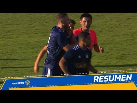 CC Deportivo Municipal vs Universitario De Deportes