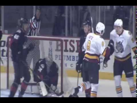 Game Highlights Oct. 17 Chicago Wolves vs Lake Erie