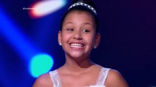 Camila cantó Cucurrucucú Paloma de Tomás Méndez – LVK Col – Audiciones a ciegas – Cap 1 – T2