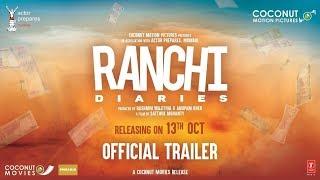 Official Trailer: Ranchi Diaries   Soundarya Sharma   Himansh   Anupam Kher   Jimmy Shergill