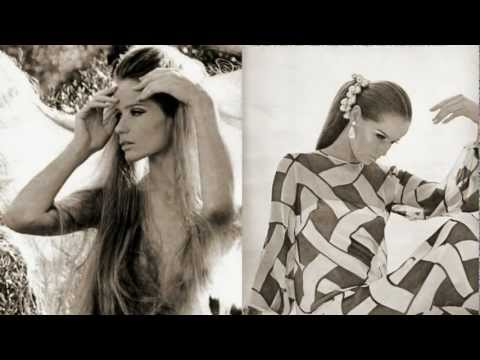 Veruschka von Lehndorff ~ Fashion Top Model & Icon of the 60s - 70s
