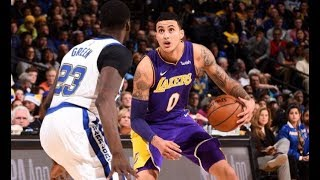 Kyle Kuzma Scores 25+ Pts in 3 Straight Games | December 22, 2017