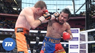 Manny Pacquiao vs Jeff Horn | FREE FIGHT ON THIS DAY