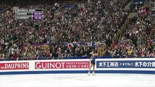 Mao Asada - 2014 World Figure Skating Championships - Free skating