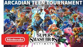 Super Smash Bros. Ultimate - Arcadian Teen Tournament - Nintendo Switch