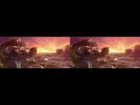 World of Warcraft - 3D Stereo HD yt3d