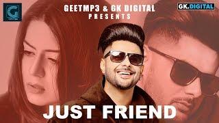 Just Friend – Hommi Pabla