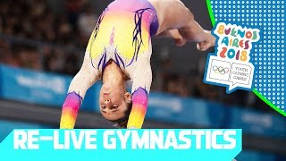 RE-LIVE | Day 07: Artistic Gymnastics | Youth Olympic Games 2018 |Buenos Aires