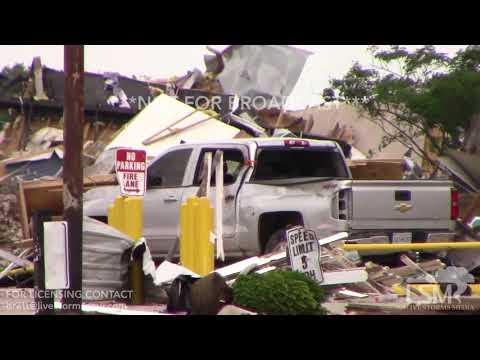 5-26-19 El Reno, OK - Tornado Damage