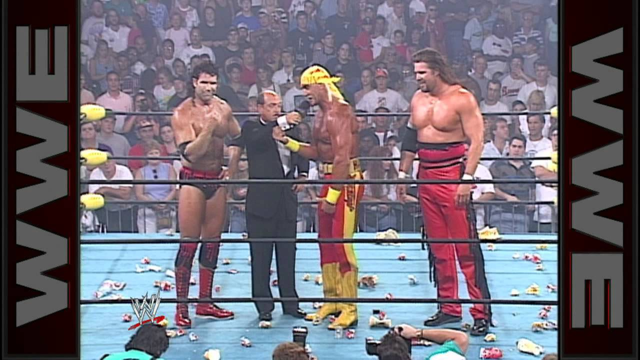 Eric Bischoff On If Kevin Nash And Scott Hall Knew That Hulk