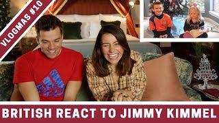 British React To 'I Gave My Kid a Terrible Christmas Present' 🎁 | VLOGMAS DAY 10