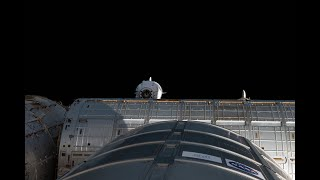 Crew-1 Mission   Rendezvous and Docking