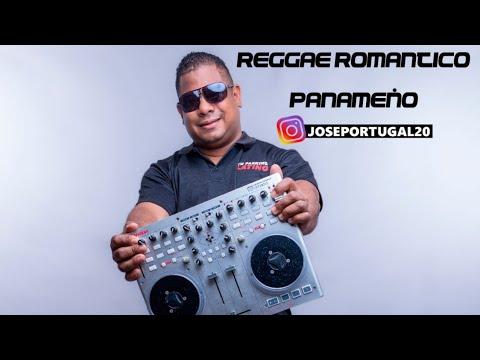 Reggae Romantico mix Panama -  Dj Niño - Con Master Mix
