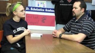 Stinger Coaches Series- Track and Field -Coach Wiechert Interview.mov