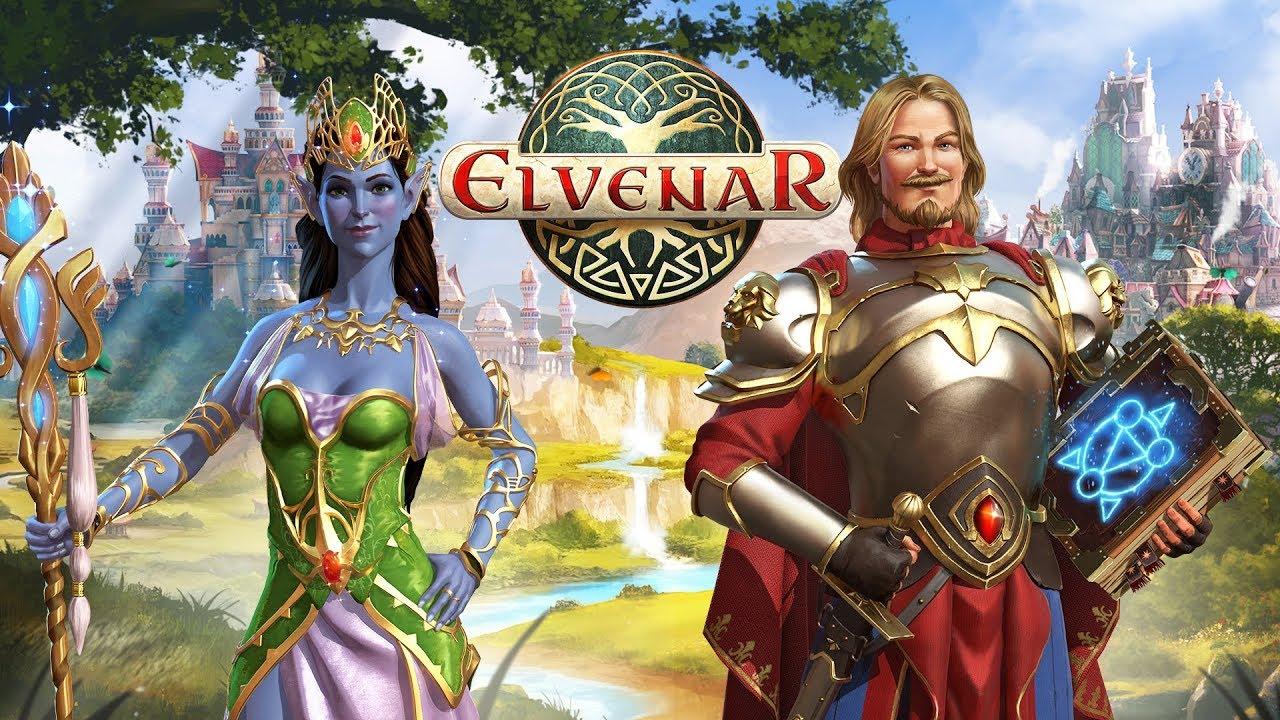 Spiele Elvenar auf PC 2