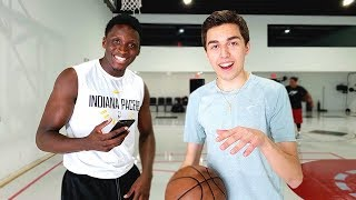HORSE vs. NBA All Star VICTOR OLADIPO