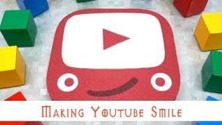 4 Colors Youtube Smile Out Of Play Doh & Kinectic Sand - Learn Colors | Toys For Kids