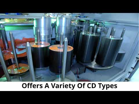 CD Replication Services