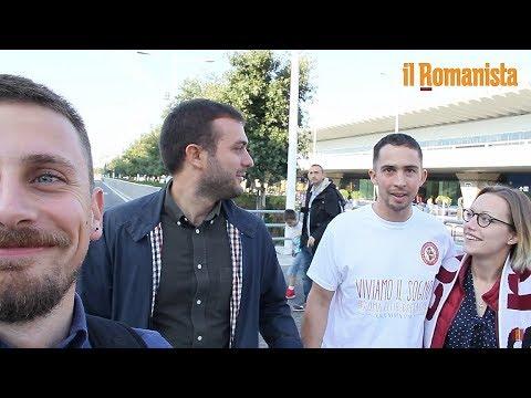 VIDEO - La storia di Romain & Elodie, i promessi sposi dell'Olimpico