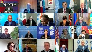 UNSC discusses Israel-Palestine escalations